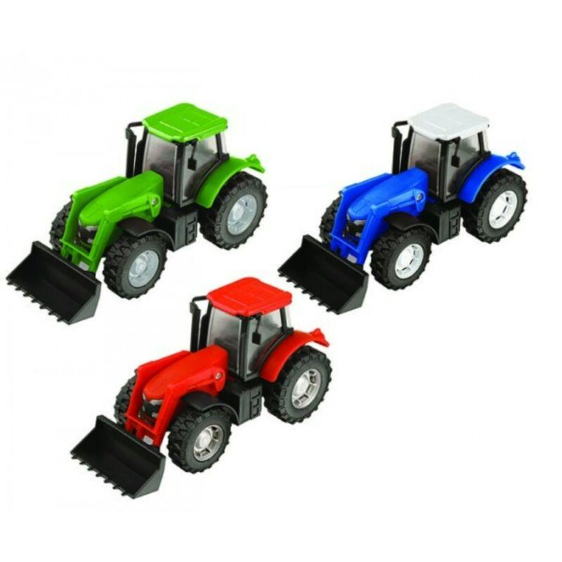 Teamsterz traktor kiegészítőkkel, több színben