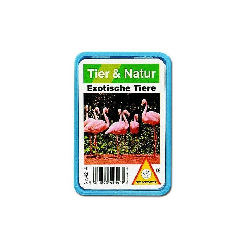 Egzotikus állatok kártyajáték