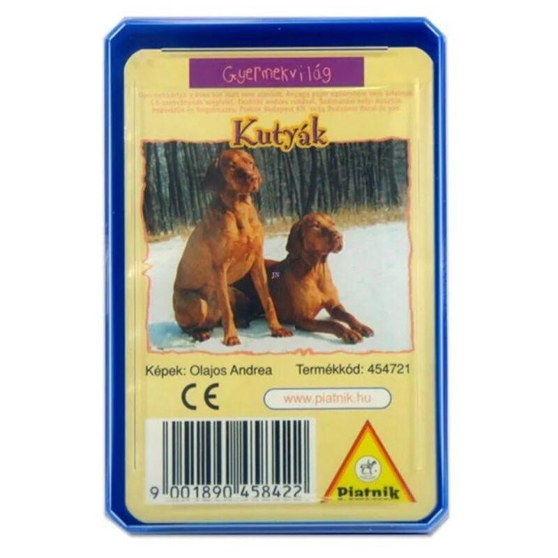 Kutyák kártyajáték