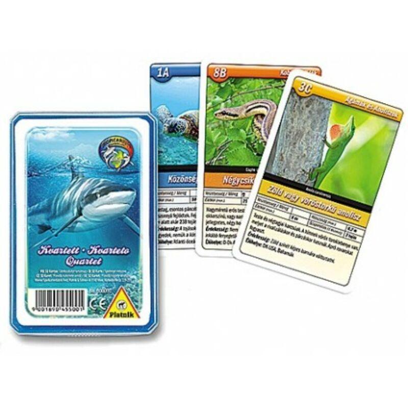 Tropicarium kártyajáték