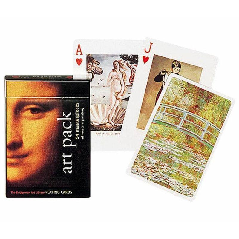 Art pack 1x55 lapos römi kártya