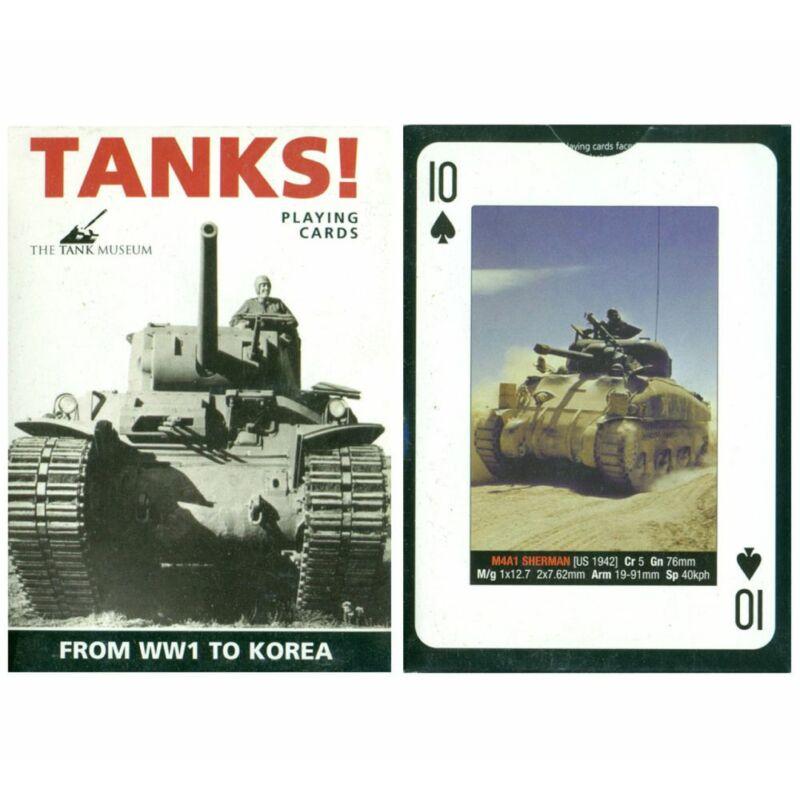 Tankok 1x55 lapos kártya
