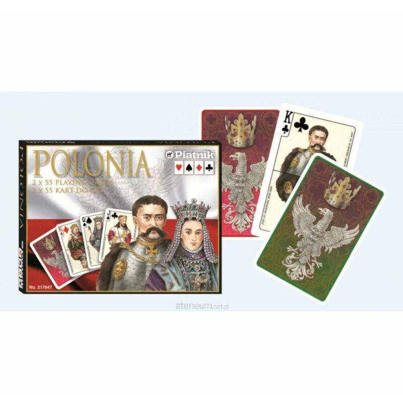 Polonia römi kártya