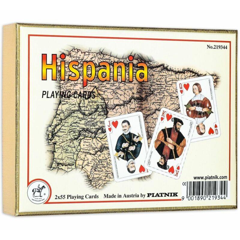 Hispania römi kártya