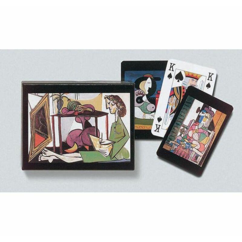 Picasso römi kártya
