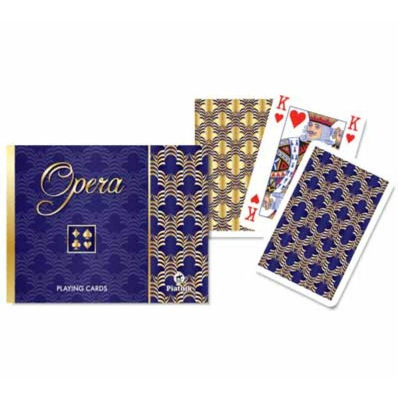 Opera luxus römi kártya 2x55 lap - Piatnik