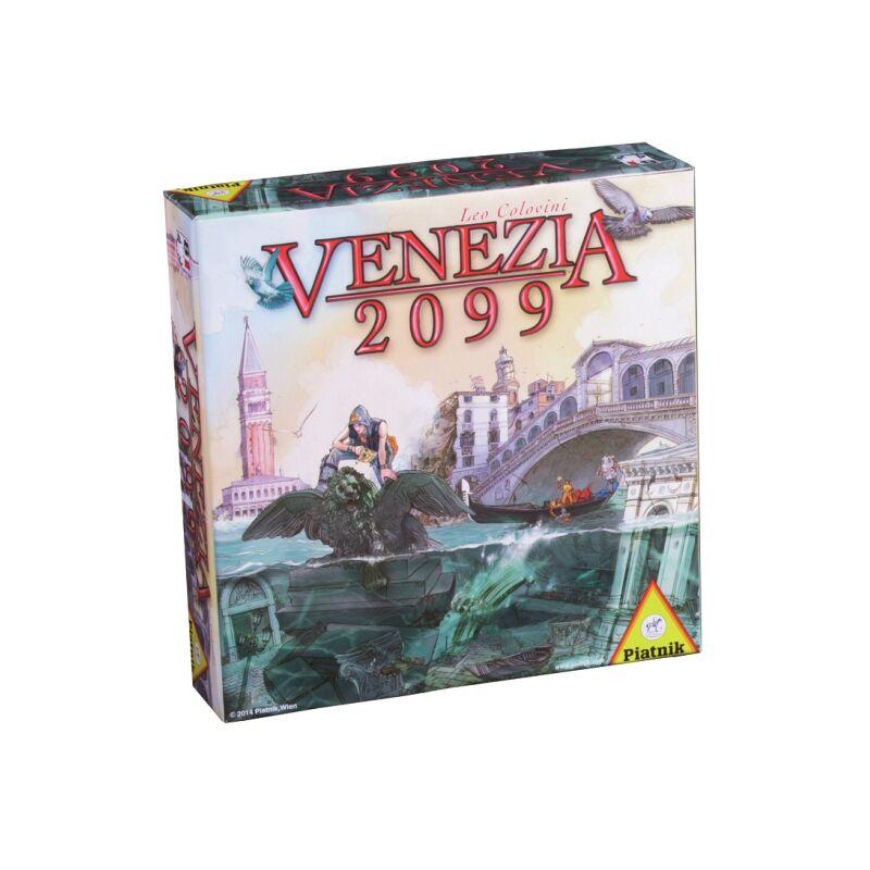 Venezia 2099 társasjáték