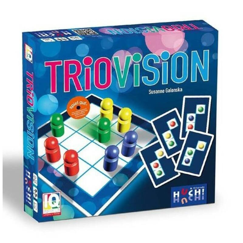 Triovision társasjáték