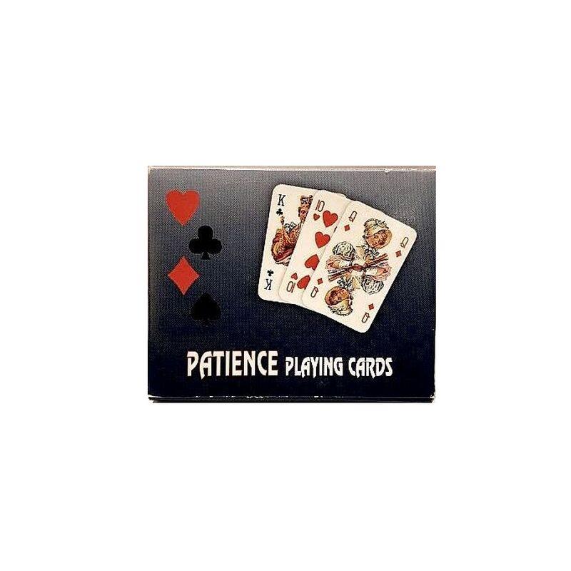Patience römi kártya 2*55 lap