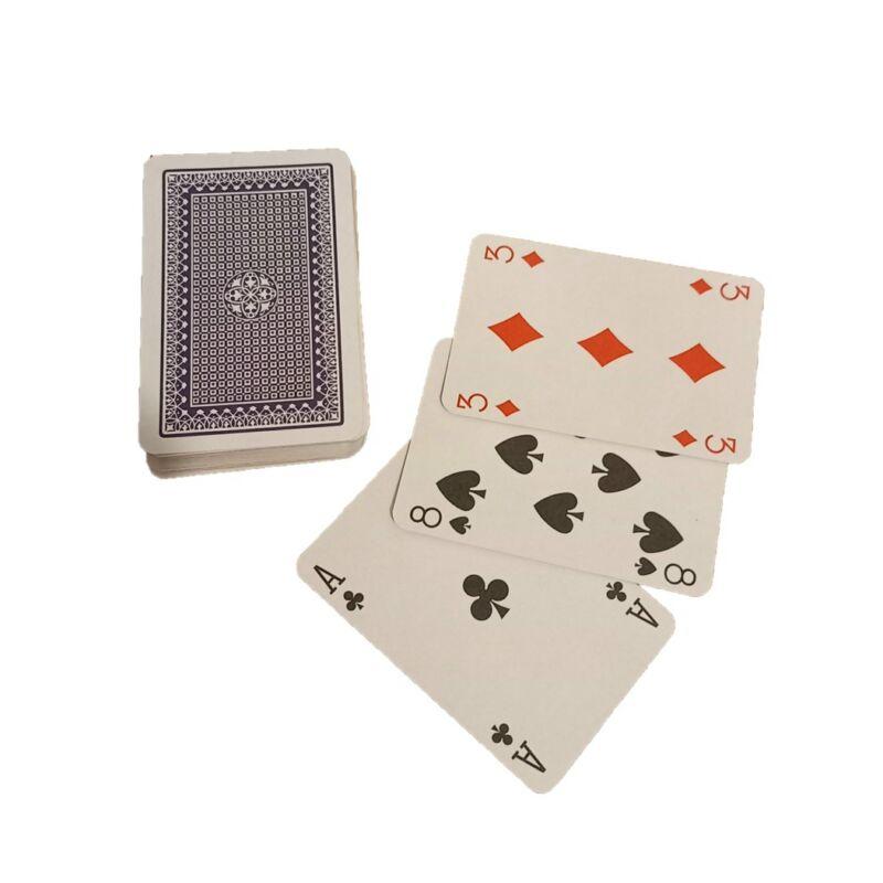 Römi kártya 55 lap kék - klasszikus