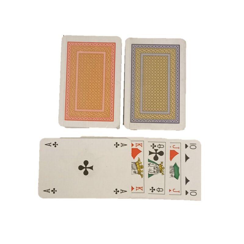 Póker kártya 2*20 lap