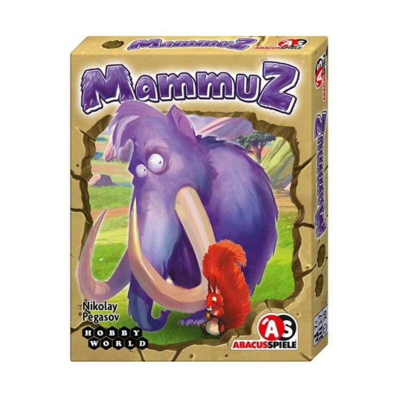 MammuZ társasjáték