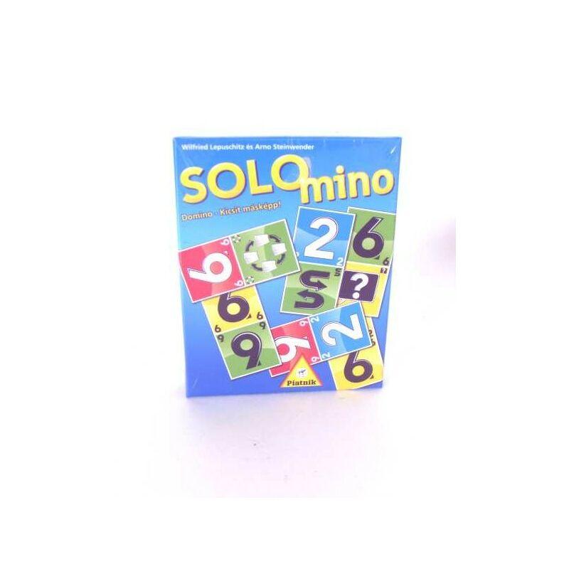 Solomino kártyajáték