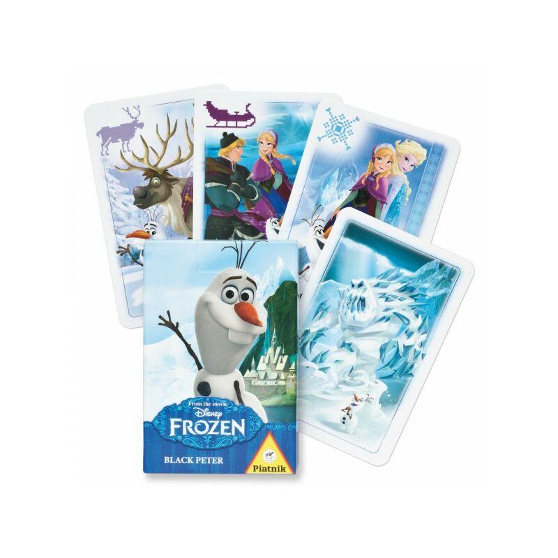 Jégvarázs Olaf Fekete Péter kártyajáték