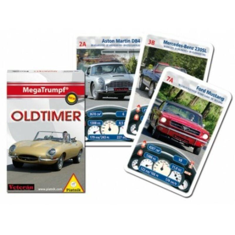 Piatnik: Oldtimer autók kvartett