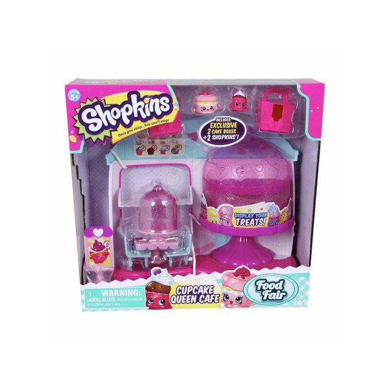Shopkins S4 közepes játékszett