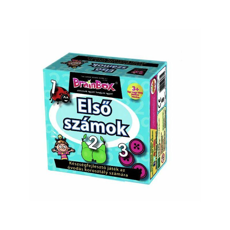 Brainbox - Első számok