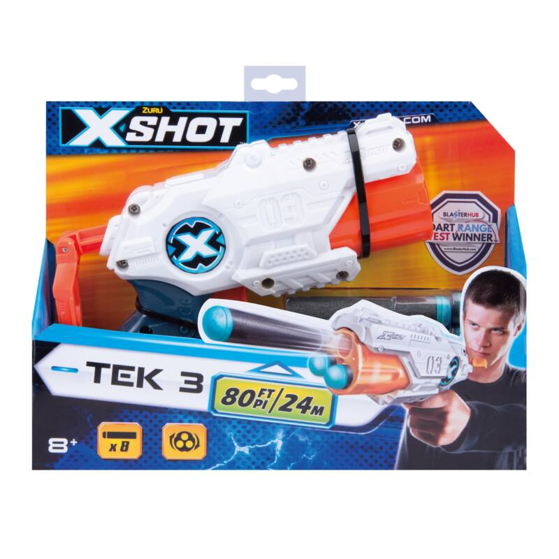 X-Shot Barrel breaker szivacslövő játékpisztoly