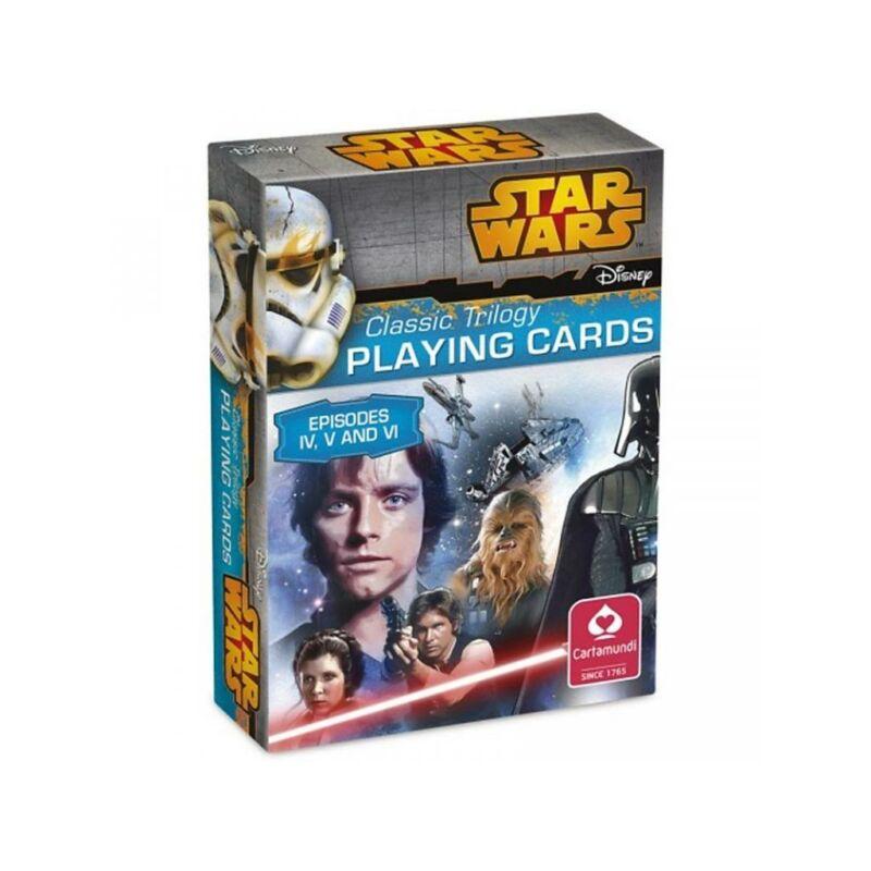 Disney: Star Wars IV-VI. kártya
