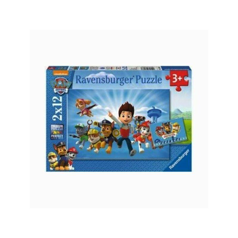 Ravensburger Ryder és a Mancs őrjárat puzzle 2x12 db