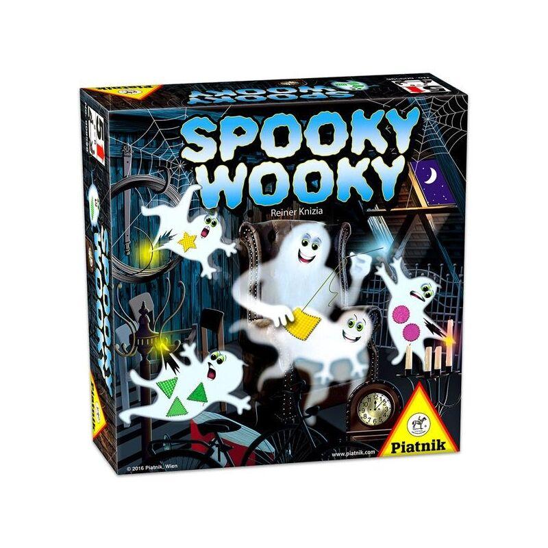 Spooky Wooky társasjáték