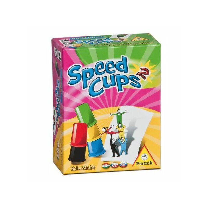 Speed Cups 2 társasjáték