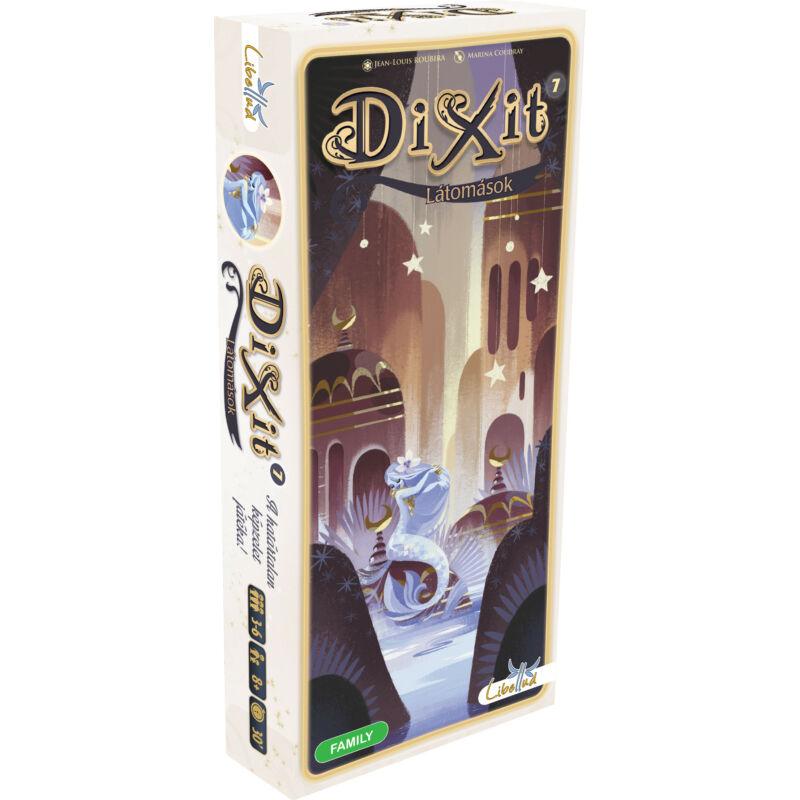 Dixit 7 - Látomások, társasjáték kiegészítő