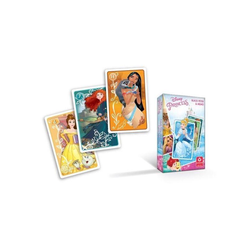 Disney hercegnők Fekete Péter és memória kártya