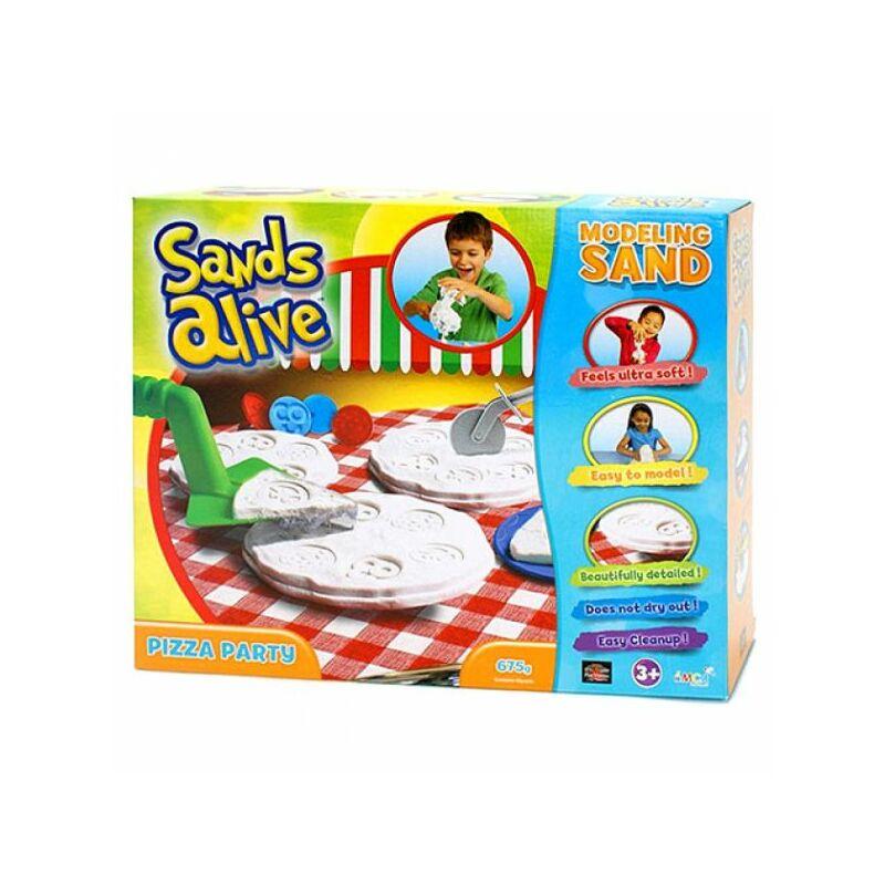 Sands Alive! Pizza party gyurma szett