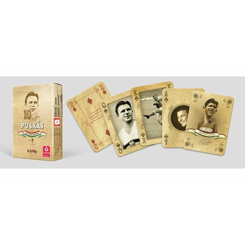 Puskás Póker kártya