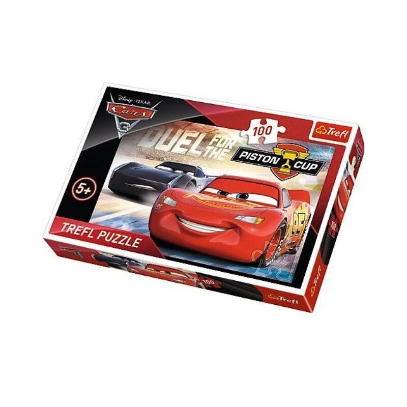 Verdák 3 Piston Cup 100 db-os puzzle