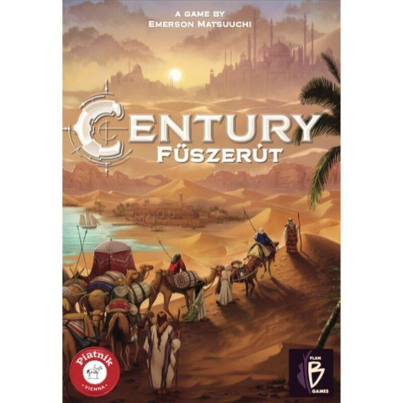 Piatnik Century – Fűszerút társasjáték