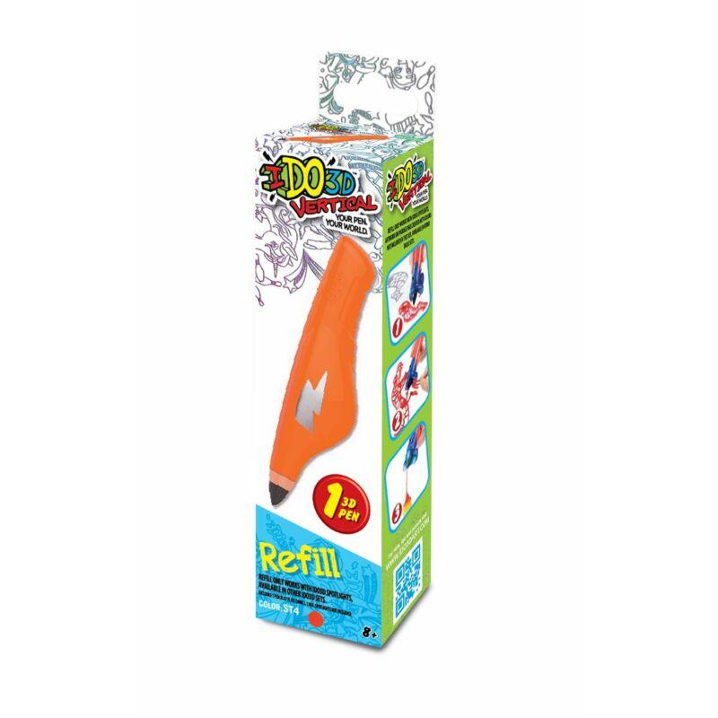 IDO3D Vertical rajzolóhoz utántöltő toll - fehér ST38