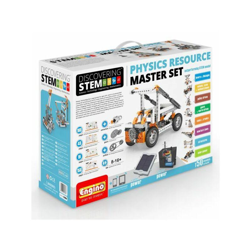 Engino Discovering Stem A fizika mestere építőjáték