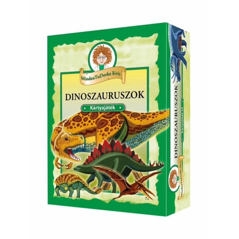 MindenTuDorka Kvíz Dinoszauruszok