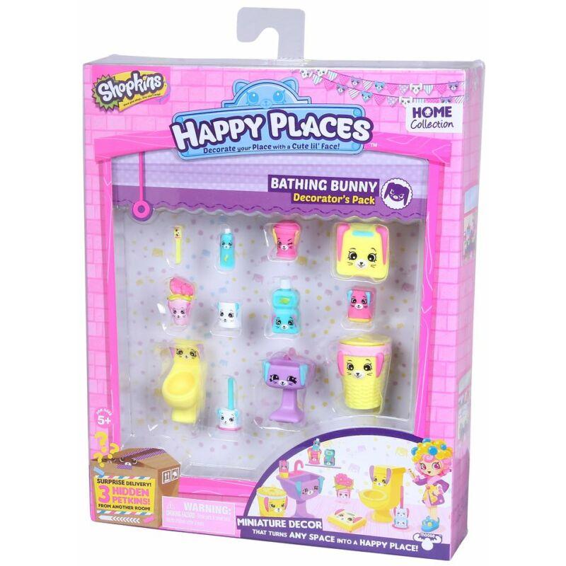 Happy Places Dekoráló szett - Bathing Bunny