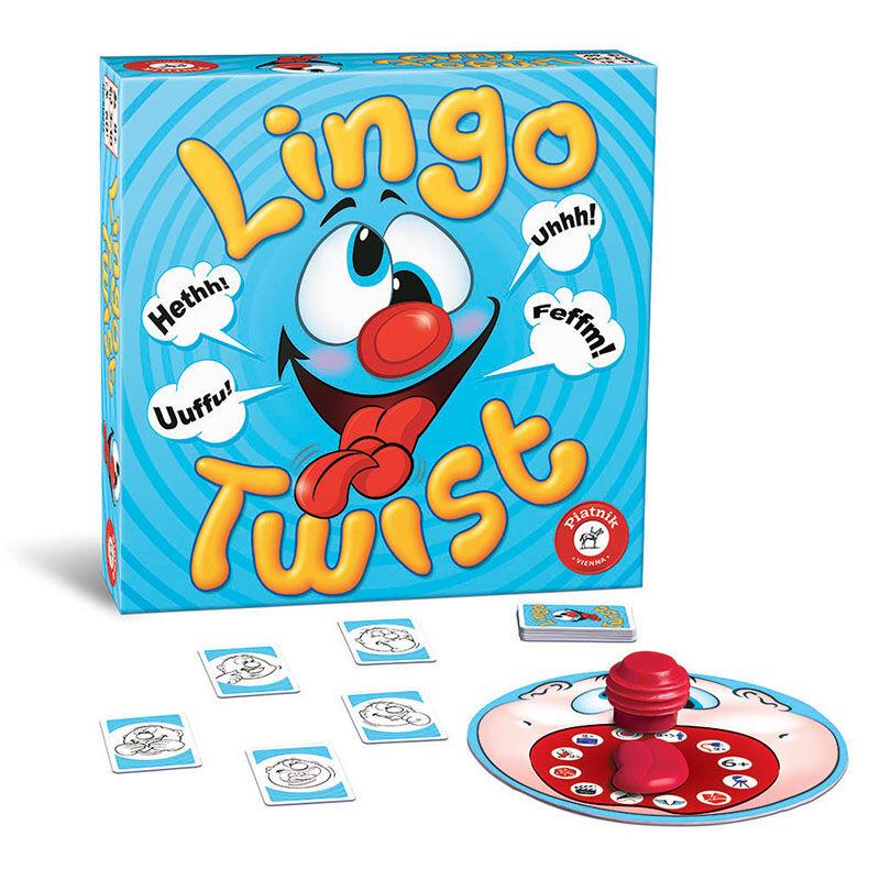 Lingo Twist társasjáték