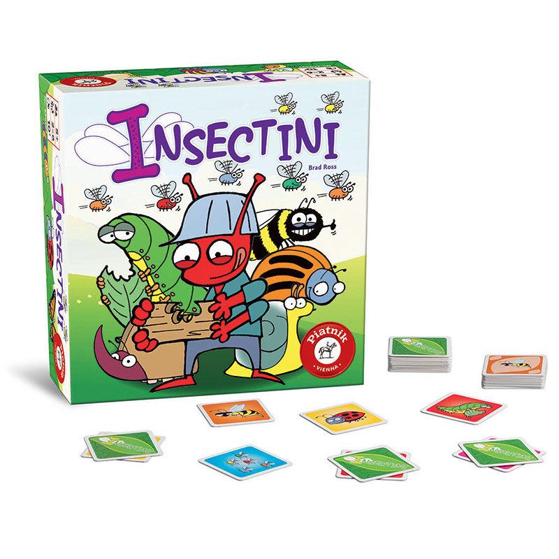 Insectini kártyajáték