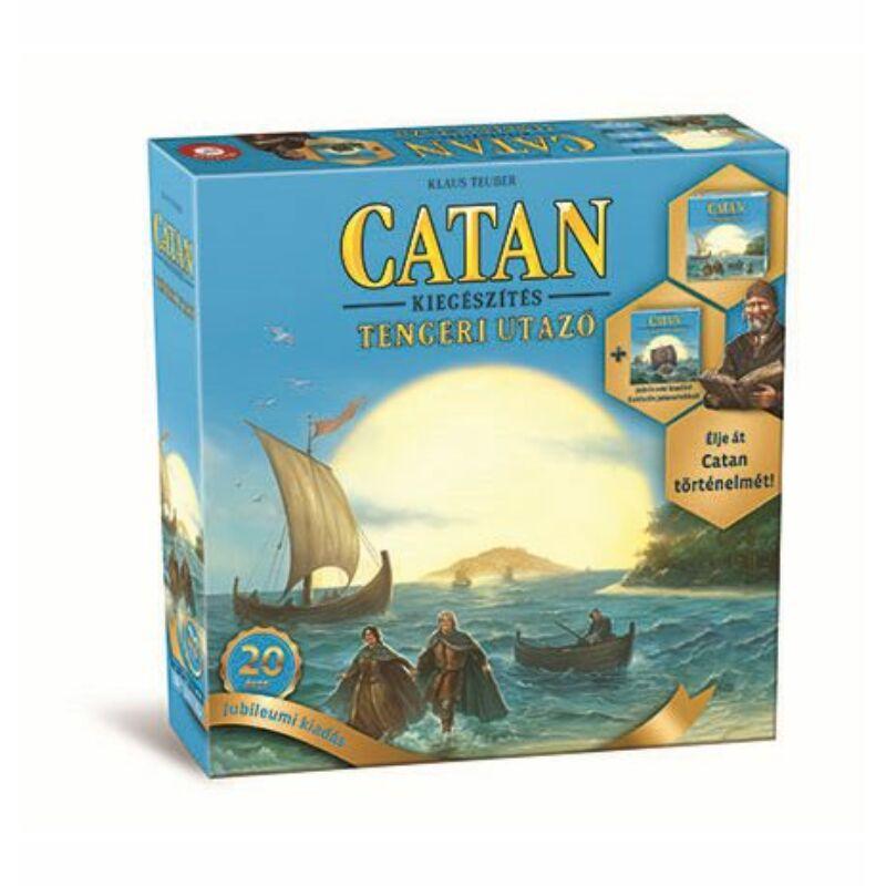 Catan Tengeri utazó - Jubileumi kiadás társasjáték