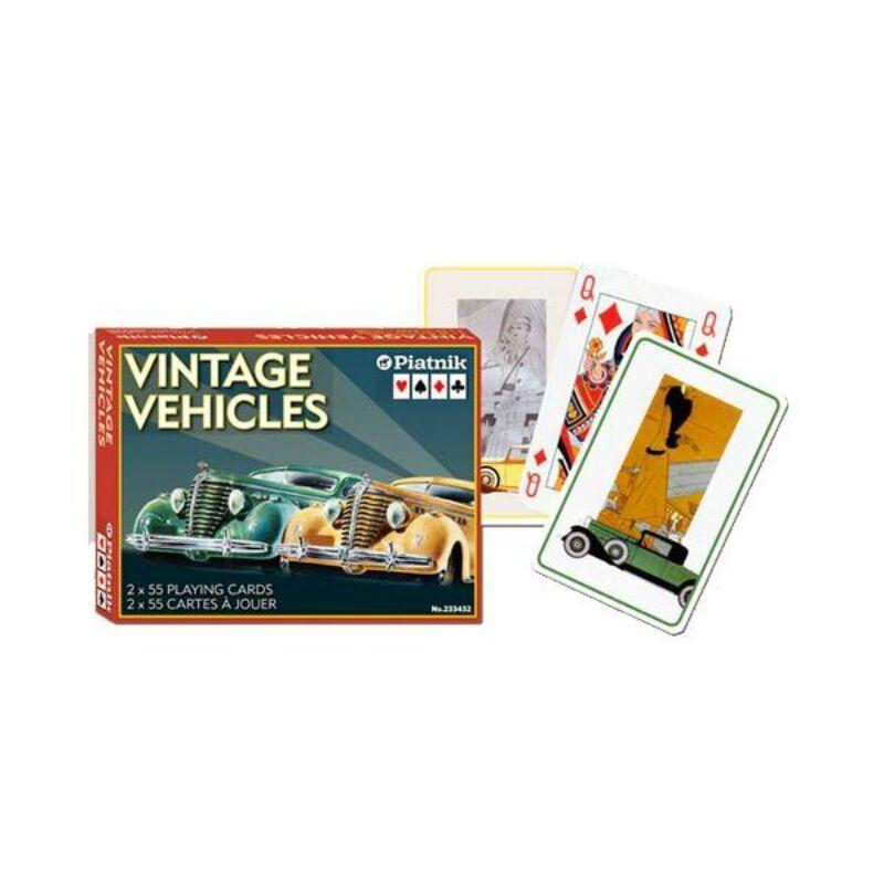 Vintage járművek