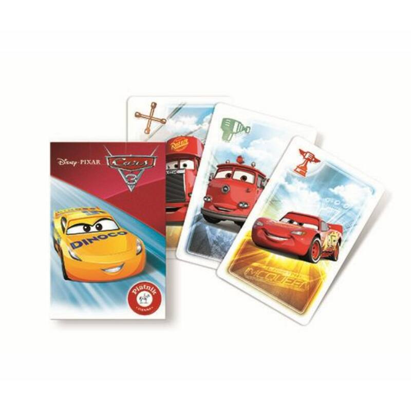 Cars3 Quartett
