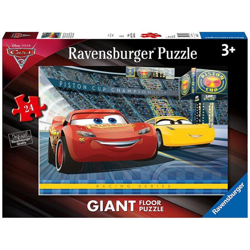 Ravensburger Verdák 3 óriás puzzle 24 db-os