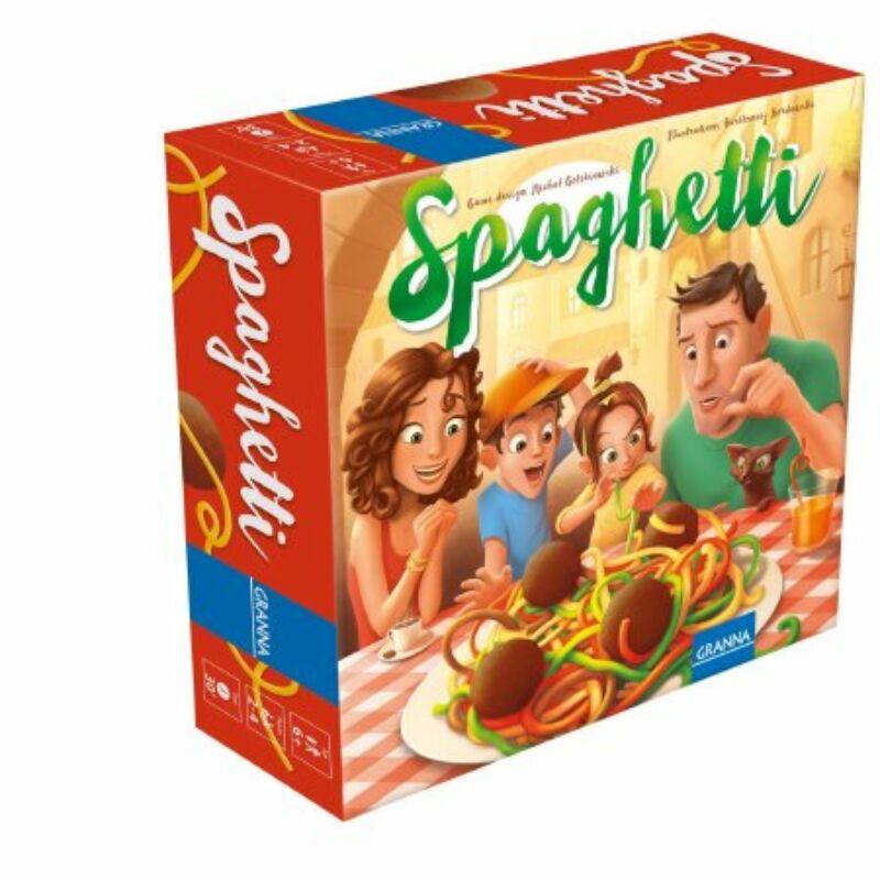 Granna - Spaghetti társasjáték