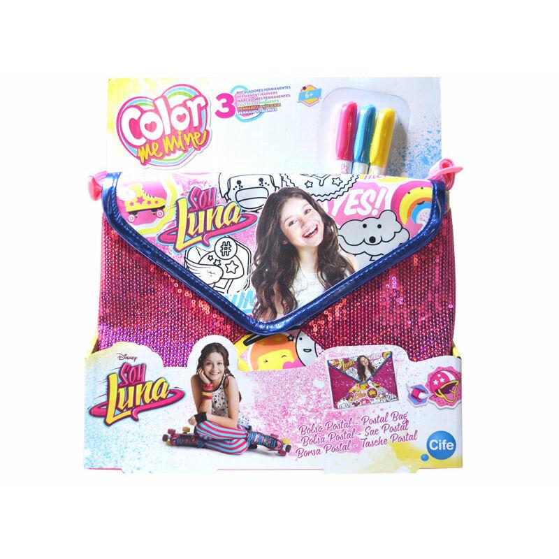 Color Me Mine Soy Luna borítéktáska