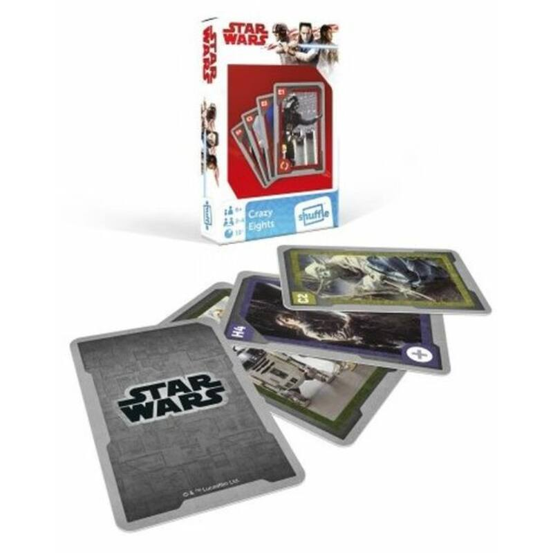 Star Wars MINI Crazy Eight kártya
