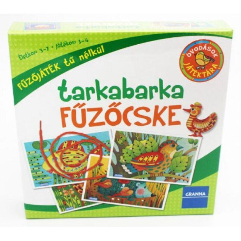 Granna Tarka barka fűzőcske