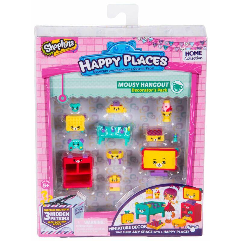 Happy Places Dekoráló szett S2 - Mousy Hangout