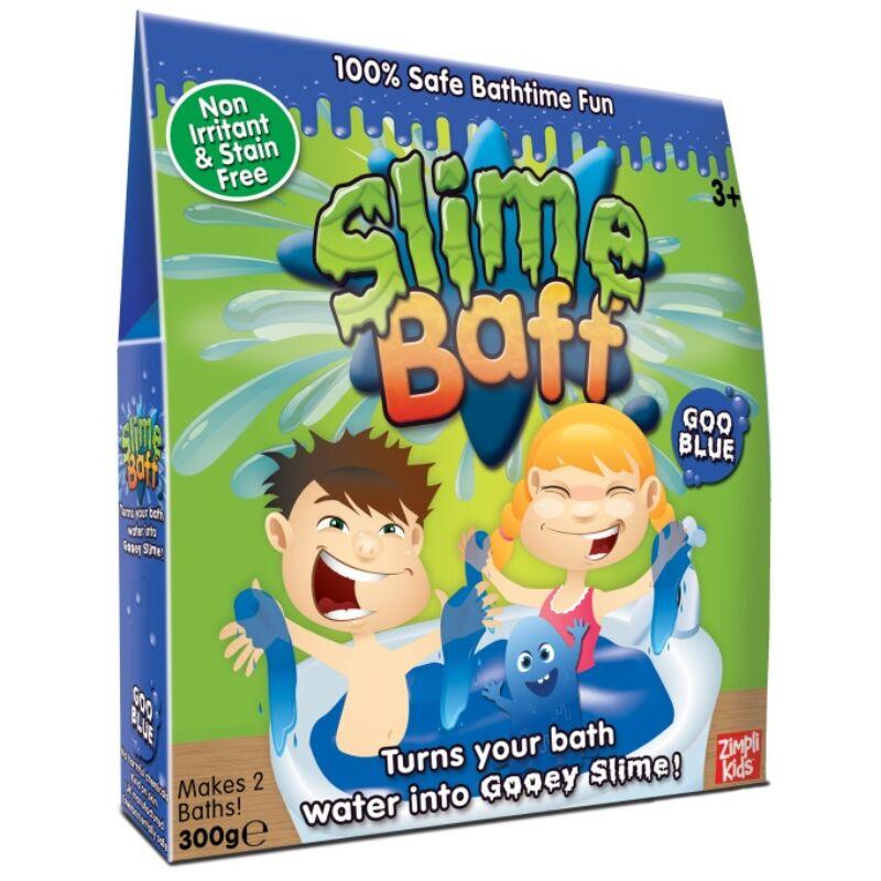 Slime Baff nyálkás fürdőzselé több színben, 300 g