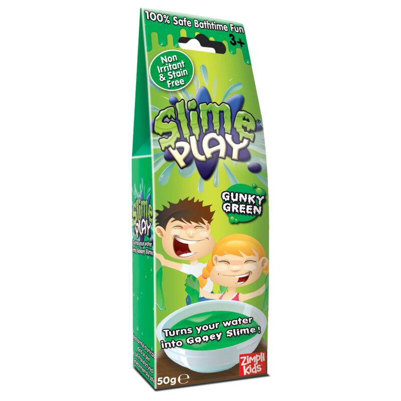 Slime Play nyálkás fürdőzselé több színben, 50 g