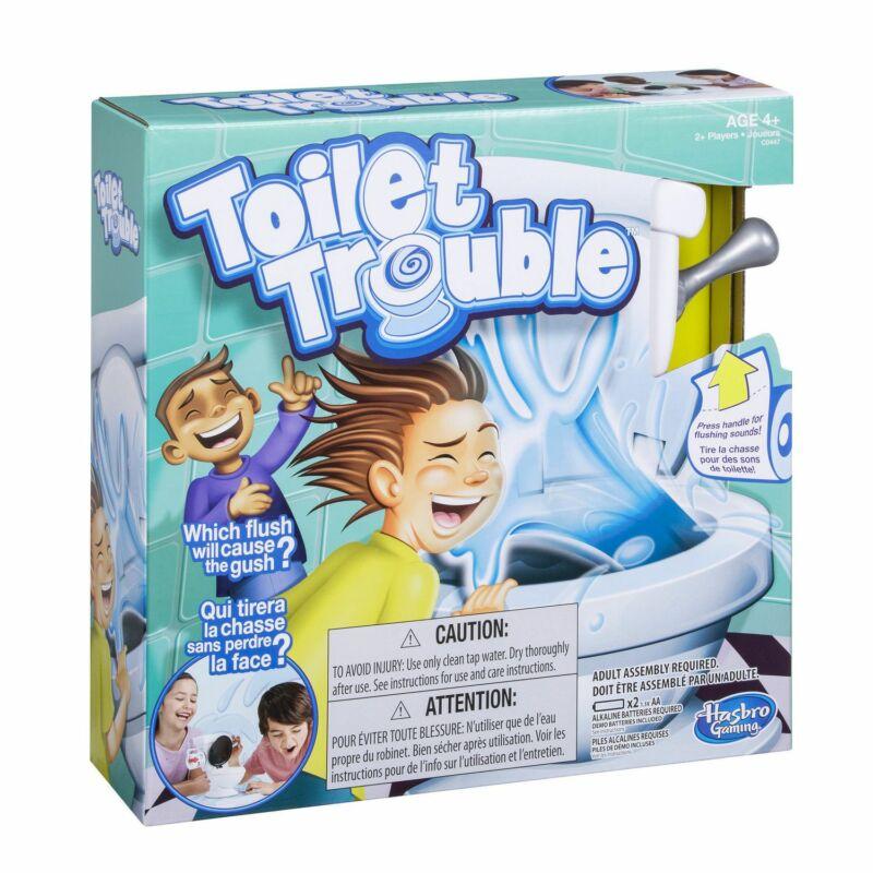 Toilet Trouble - WC dugulás társasjáték